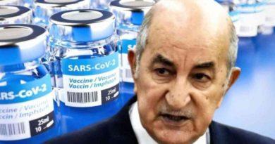Une Crise Majeure et des Algériens Toujours pas Vaccinés !